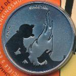 Бельгия, 5 евро (2019 г.)