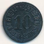 Мюльдорф-на-Инне., 10 пфеннигов (1917 г.)