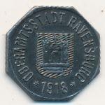Равенсбург., 50 пфеннигов (1918 г.)