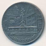 Ротенбург-на-Таубере., 25 пфеннигов (1921 г.)