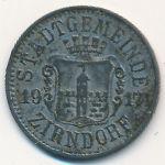 Цирндорф., 10 пфеннигов (1917 г.)
