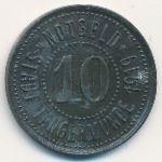 Тангермюнде., 10 пфеннигов (1919 г.)