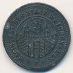 Вайсенбург., 10 пфеннигов (1917 г.)