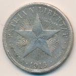 Куба, 1 песо (1916 г.)