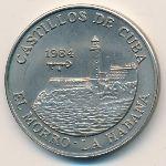 Куба, 1 песо (1984 г.)