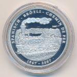 Конго, 1000 франков КФА (2007 г.)