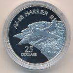 Соломоновы острова, 25 долларов (2003 г.)