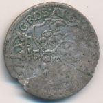Речь Посполитая, 6 грошей (1668 г.)