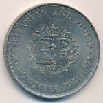 Великобритания, 25 новых пенсов (1972 г.)