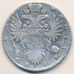 Анна (1730—1740), 1 рубль (1737 г.)