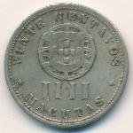 Ангола, 20 сентаво (1927 г.)