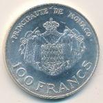 Монако, 100 франков (1982 г.)
