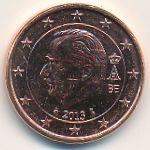 Бельгия, 1 евроцент (2013 г.)