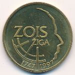 Словения, 5 толаров (1997 г.)
