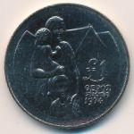 Кипр, 1 фунт (1976 г.)