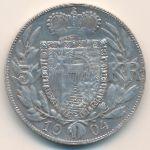 Лихтенштейн, 5 крон (1904 г.)