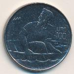 Сан-Марино, 100 лир (1972 г.)
