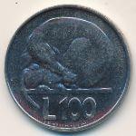 Сан-Марино, 100 лир (1975 г.)