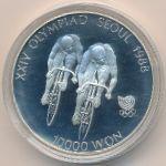 Южная Корея, 10000 вон (1988 г.)
