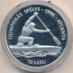 Латвия, 10 лат (1994 г.)