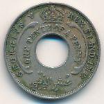 Британская Западная Африка, 1/10 пенни (1927 г.)