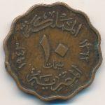 Египет, 10 милльем (1943 г.)