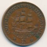 ЮАР, 1 пенни (1939 г.)