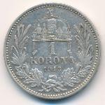 Венгрия, 1 крона (1912 г.)