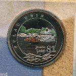 Сингапур, 1 доллар (2007 г.)