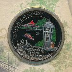 Сингапур, 1 доллар (2009 г.)