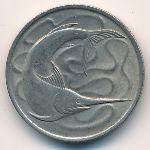 Сингапур, 20 центов (1967–1982 г.)