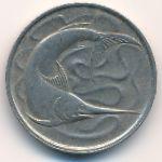 Сингапур, 20 центов (1973 г.)