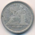 Гватемала, 25 сентаво (1882 г.)