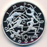 Сан-Марино, 10 евро (2003 г.)