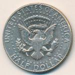 США, 1/2 доллара (1966 г.)