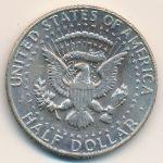 США, 1/2 доллара (1968 г.)