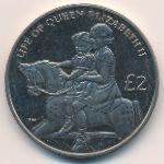 Океанские Территории, 2 фунта (2012 г.)