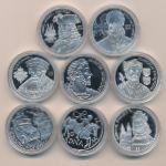 Австрия, Набор монет