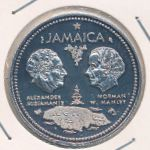 Ямайка, 10 долларов (1972 г.)