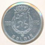 Бельгия, 100 франков (1949 г.)