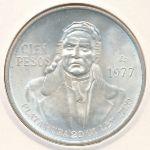 Мексика, 100 песо (1977 г.)