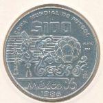 Мексика, 100 песо (1985 г.)