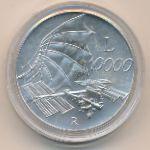 Италия, 10000 лир (2000 г.)