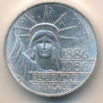 Франция, 100 франков (1986 г.)
