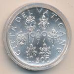 Ватикан, 500 лир (1999 г.)