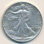 США, 1/2 доллара (1941 г.)