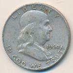 США, 1/2 доллара (1960 г.)