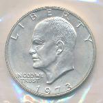 США, 1 доллар (1973 г.)