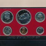США, Набор монет