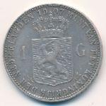 Нидерланды, 1 гульден (1907 г.)